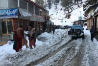 Dozens dead after severe snowfall, cold and avalanches in Pakistan