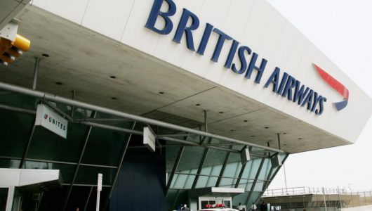 British Airways flight breaks record for fastest subsonic trip from New York to London
