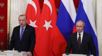 Russia and Turkey agree to cease-fire in Syria's Idlib