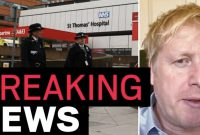 Boris Johnson taken to intensive care for coronavirus