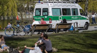 Germany's New Coronavirus Cases Fall for the Fifth Day