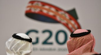 G20 agrees to debt relief for poorest countries amid pandemic
