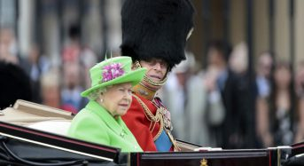 Queen Elizabeth to record rare televised address on COVID-19