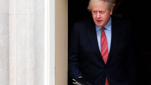 Johnson Says U.K. Shops Will Be Able to Re-Open From June 15