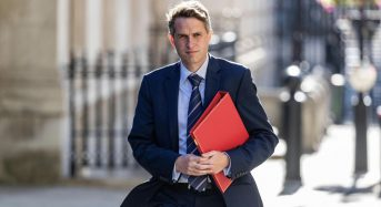 Gavin Williamson was at the seaside as exam fiasco unfolded