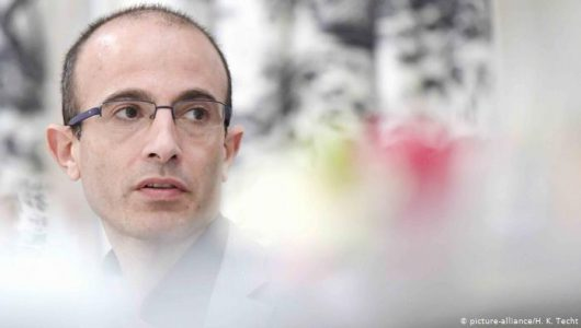 Yuval Noah Harari on COVID-19: 'The biggest danger is not the virus itself'